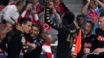 Il Napoli vola agli ottavi di Champions League