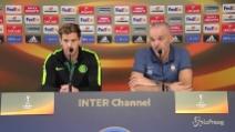 """Pioli: """"Simeone? Lui pensi all'Atletico, all'Inter ci sono io"""""""