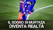 Quel gesto di Messi che vale più di un pallone d'oro
