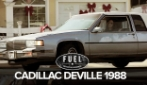 Cadillac Deville 1988, guidarla è come sentirsi in un film