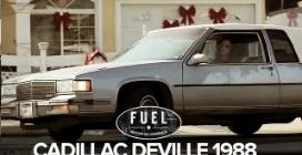 Cadillac Deville 1988, guidarla è come sentirsi in un film