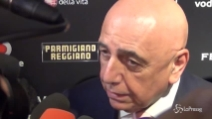 "Galliani: ""Donnarumma? Spero resti al Milan"""