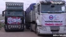 Aleppo, dalla Turchia in partenza un convoglio di aiuti umanitari