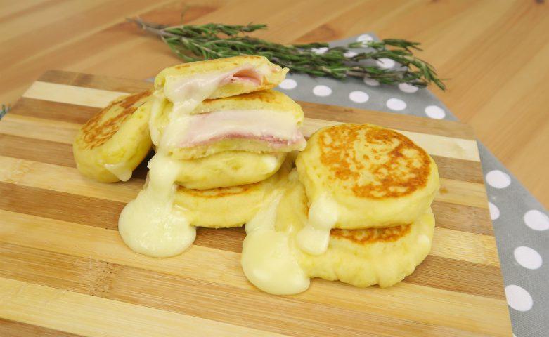 Focaccine di patate ripiene la ricetta gustosa e sfiziosa - Cucina fan page ...