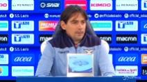"""Lazio nella tana dell'Inter, Inzaghi: """"Vogliamo restare in alto"""""""