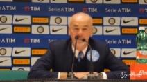 """Pioli rilancia l'Inter: """"Obiettivo Champions"""""""