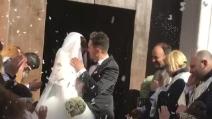 Le nozze di Sharon Bergonzi e Valerio Tenneriello