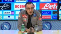 """Sarri: """"Vincere a Napoli è difficile ma è il top"""""""