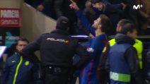 Piqué furibondo, attacca il presidente della Liga