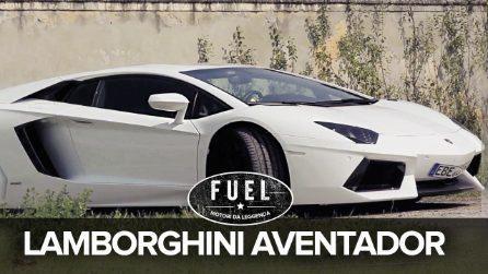 Lamborghini Aventador LP 700, la prova su strada del super bolide ipermoderno