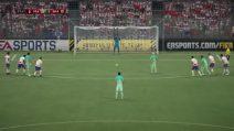 Come tirare il rigore alla Messi-Suarez a FIFA 17