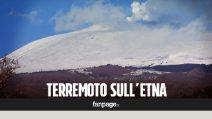 """Scossa di terremoto sull'Etna: """"I pc hanno ballato, ci siamo messi sotto i tavoli"""""""