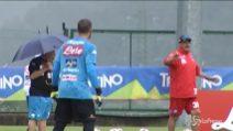 Napoli-Fiorentina apre i quarti di finale di Coppa Italia