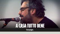 """Brunori Sas presenta """"A casa tutto bene"""": """"Canto quello che mi spaventa di questa Italia"""""""
