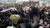 Rigopiano, i funerali dei coniugi Di Carlo: addio ai genitori del piccolo Edoardo