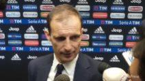 """Allegri: """"La Juve punta alla terza Coppa Italia consecutiva"""""""