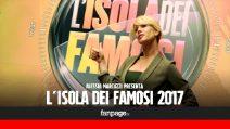 """Alessia Marcuzzi presenta l'Isola dei Famosi 2017: """"Ecco l'esperimento 'antropologico' per i naufraghi"""""""