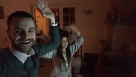 """Gabbani vince il Festival di Sanremo e scoppia la mania, tutti ballano """"Occidentali's Karma"""""""