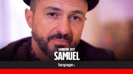"""Samuel a Sanremo 2017: """"Qui non mi sento un alieno, nel nuovo album anche Jovanotti"""""""