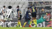 Bomba si Cuadrado, derby d'Italia alla Juventus