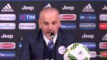 "Pioli: ""Inter sfavorita da alcune decisioni arbitrali"""