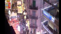 Sanremo, il drone della polizia vigila sul Festival