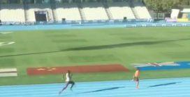 Ennesima prodezza dell'atleta più veloce del mondo: Usain Bolt non si smentisce