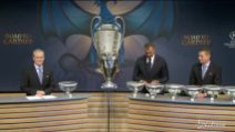 Champions 2017, Napoli e Juventus alle sfide degli ottavi