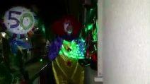 Gabbani-mania: Occidentali's Karma spopola, si balla anche in maschera