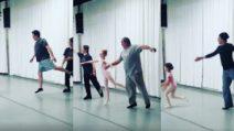 """""""A danza con papà"""": l'iniziativa di San Valentino dedicata al rapporto padre-figlia"""