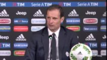 """Juventus, Allegri: """"Campionato ancora lungo"""""""
