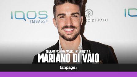 """Mariano Di Vaio: """"Mio figlio ha già il suo profilo Instagram"""""""