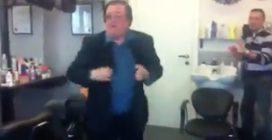 Morto Leone di Lernia: il cantante pugliese balla con gli amici