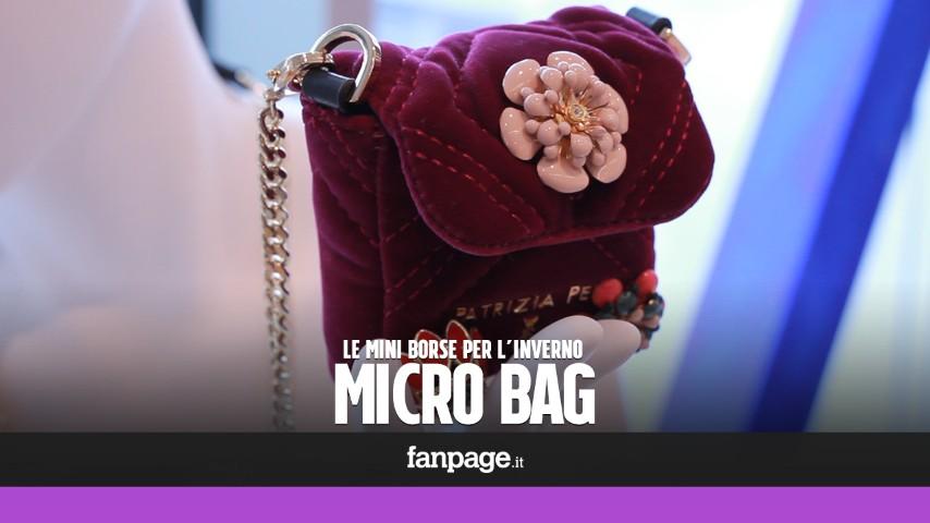 L'autunnoinverno 18 Per Mini Micro 2017 Sono Borse BagLe rdxBWeCo