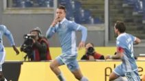 Tim Cup: Lazio perfetta, batte la Roma nella semifinale di andata