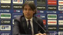 """Inzaghi: """"La mia Lazio è stata perfetta"""""""