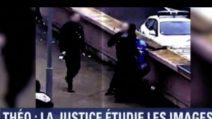 Aggredito con un manganello dai poliziotti: le immagini inedite della videosorveglianza