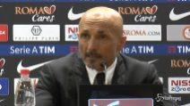 """Spalletti: """"Il Napoli più bravo di noi sulla velocità e l'intensità"""""""