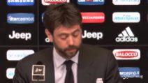 """Agnelli: """"Accuse inaccettabili, difenderò la storia della Juve"""""""