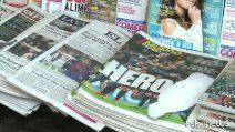 Barcellona impazzita di gioia per la remuntada sul Psg