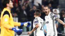 La Juventus vola ai quarti di Champions League