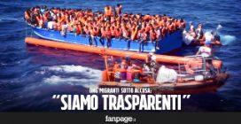 """Ong che soccorrono i migranti in mare: """"Basta criminalizzarci, salviamo vite"""""""