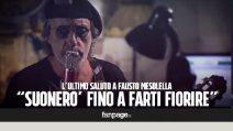 """L'ultimo saluto a Fausto Mesolella, l'emozione di Servillo: """"È morto un vero artista"""""""