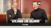 """Stefano Accorsi e Marco Baliani: """"L'Orlando furioso è un'opera magica"""""""