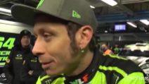 """Rossi: """"Non vedo l'ora di ricominciare il Mondiale"""""""