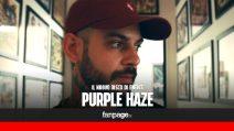 """Entics torna con """"Purple Haze"""": """"Volete dissarmi? Ascoltate prima il disco, poi ne parliamo"""""""