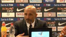 """Roma eliminata dalla Coppa Italia, Spalletti: """"Ko che fa male"""""""