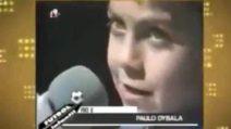 La magia di Dybala quando aveva 6 anni: la Joya incantava da piccolissimo