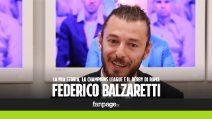"""Balzaretti: """"La Juventus è la grande favorita per vincere la Champions League"""""""
