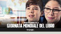 Giornata mondiale del libro: 5 bambini consigliano i romanzi che hanno letto